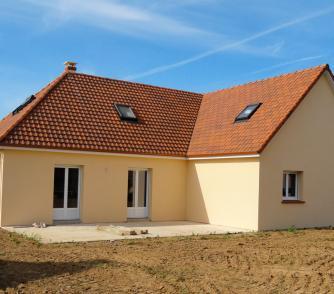 Maison 153-3 | Maisons Philippe Lucas