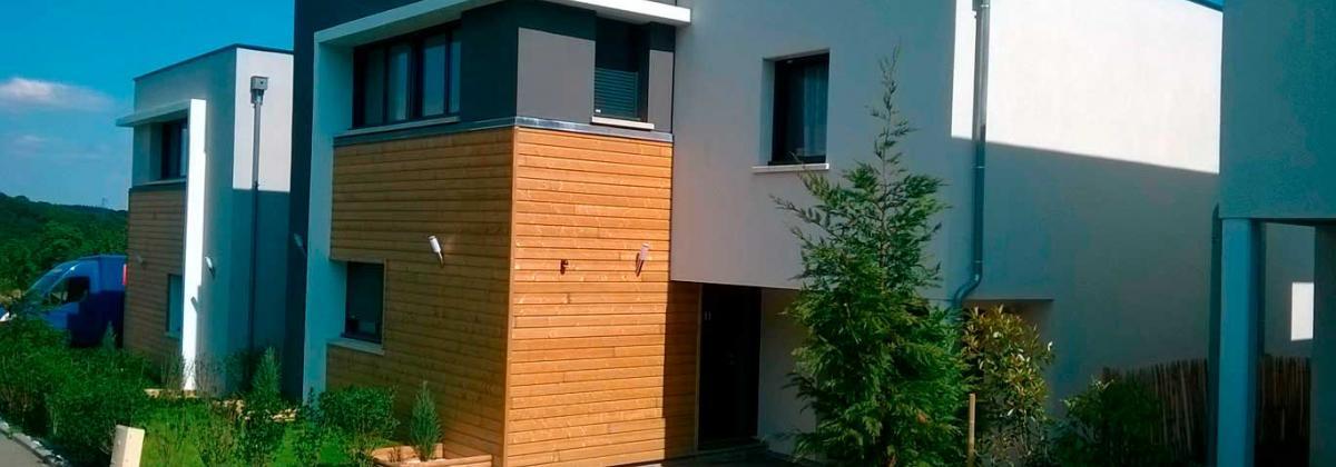 Une réalisation - Maisons Philippe Lucas