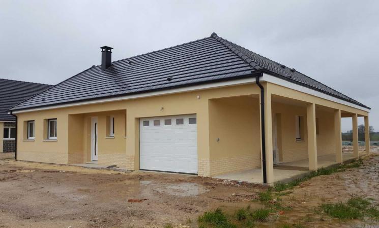 Maison 100-26-2 | Maisons Philippe Lucas