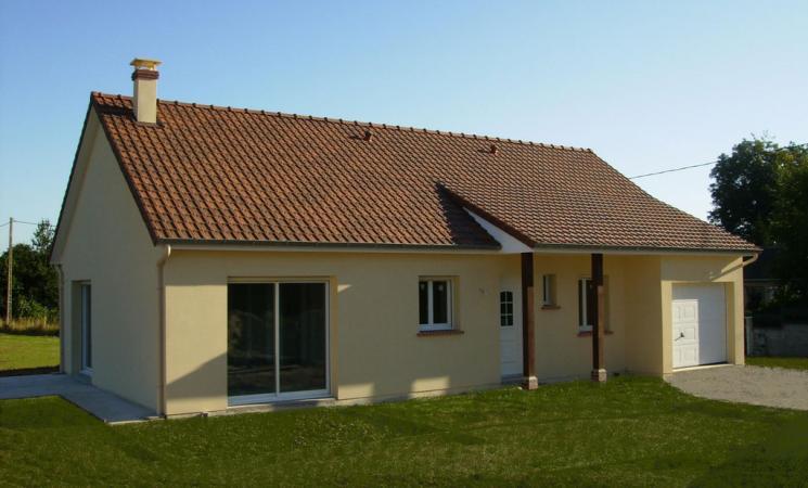 Maison 87-15-3 | Maisons Philippe Lucas